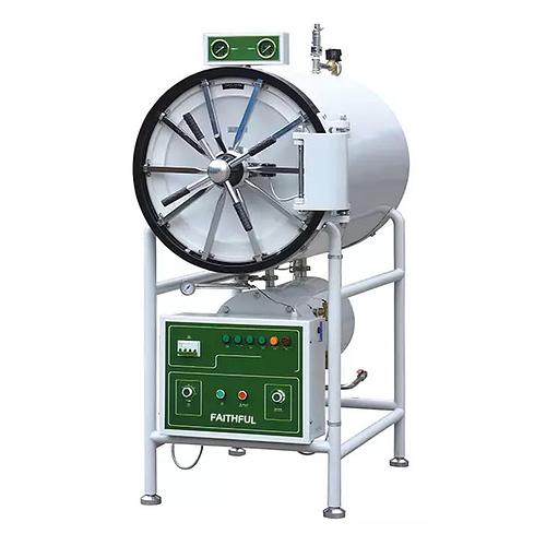 Паровой стерилизатор горизонтального давления